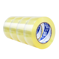 Silent Opp Acrylic Adhesive Shipping Tape Bopp Packing Tape Carton Package Sealing Low Noise Tape