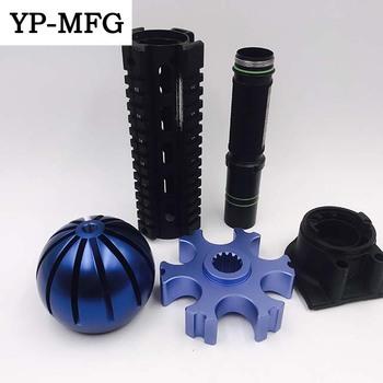 6061 6063 7075 custom aluminum cnc lathe machining turning/milling/anodizing/stamping parts