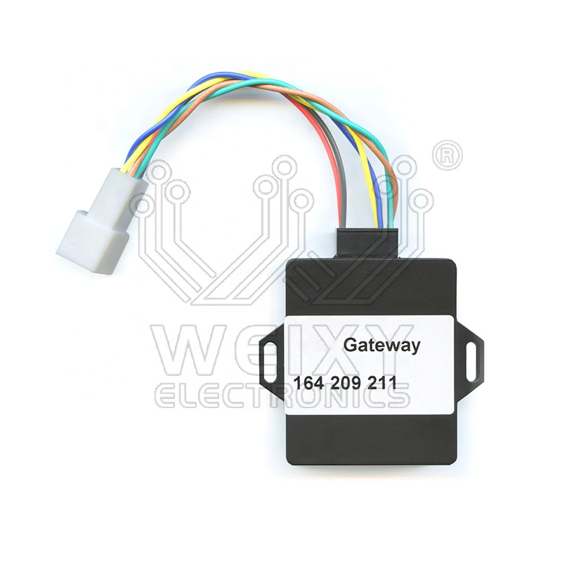 Gateway emulator for Mercedes-Benz W164 209 211