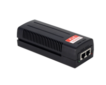 Dual ports 30W midspan,power over ethernet gigabit poe <strong>injector</strong> for network switches