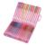 Licheng GP201 Plastic Gel Ink Pen, Kids Coloured 0.5 mm Liquid Glitter Gel Pen Set