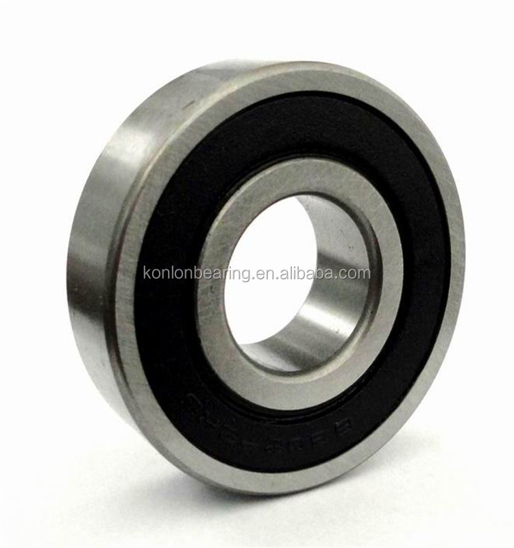 China Manufacturer Good Price High Precision Deep groove Ball <strong>Bearing</strong> 6204 6204-2RS 6204ZZ for Motorcycle