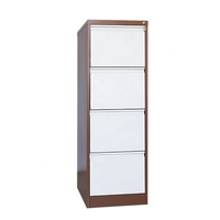 Wholesale filing cabinets Vertical 4 drawer file cabinet