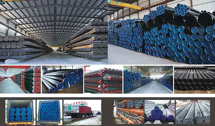 Iron and Steel Companies Electrical conduit Carbon Steel Pipe