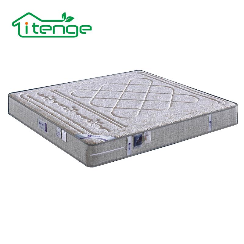 High sleep quality pocket spring mattress comfort spring mattress - Jozy Mattress | Jozy.net