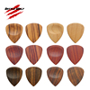 Factory Price High Quality Blank Wholesale Wood Guitar Picks