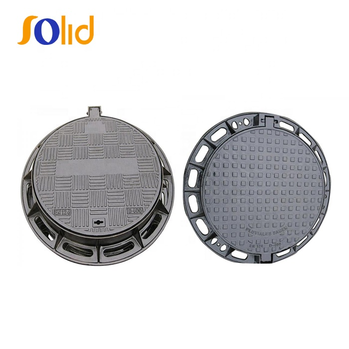 Custom Best Price Sand Casting Cast Iron Manhole Cover Foundry