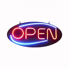 Business Opening China 12V Led Open Neon Sign