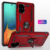 Magnetic shockproof phone case For Samsung A71 2019 ring phone cover For Samsung A71