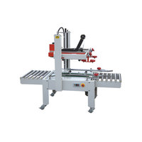 Semi Automatic Carton Continuous Sealing Machine for sales