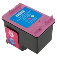 iBEST HP63 Refill Ink Cartridges Compatible HP 63XL Black and Color Printer Ink Cartridge Cartucho de Tinta