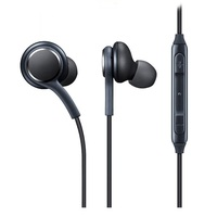 In Ear Earphones with Mic Volume Control 3.5mm Wired Earphone for Samsung S8