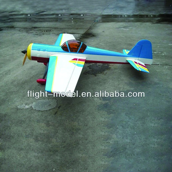 YAK-55 50CC F0181 balsa model airplane kits