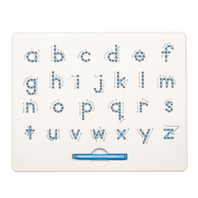 26 ABC Letters Writing Board for <strong>Kids</strong> Erasable Magnetic Drawing Board