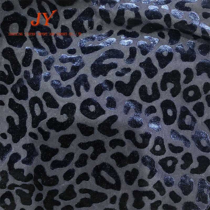 A0339 silk rayon velvet burnout fabric in knit fabric for sofa textile wholesale