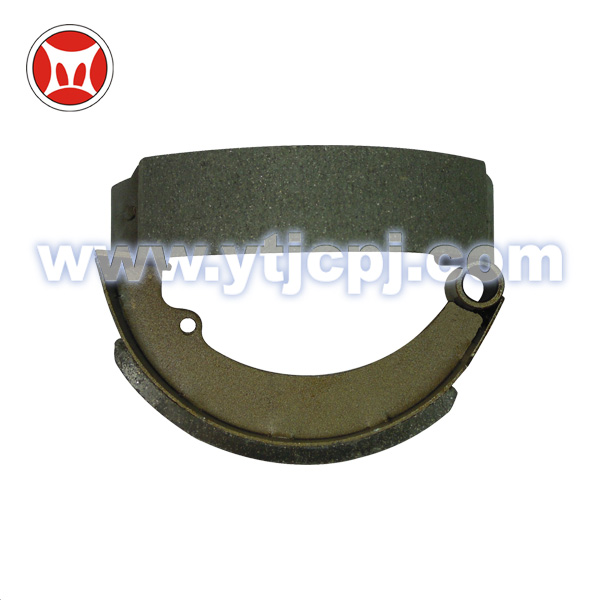 OEM popular use brake shoe 160 for tricycle/three wheel motorcycle made in China