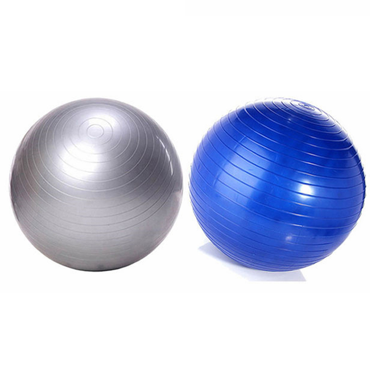 55cm 65cm 75cm Pvc Colorful Exercise Gym Yoga <strong>Ball</strong> With Air Pump