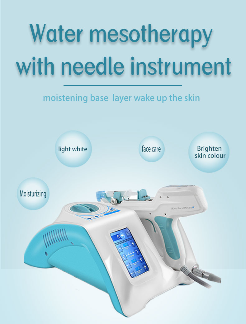 Mesotherapy electroporation rf 무선 주파수 도매 mesotherapy 건 바늘 무료 mesotherapy