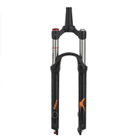 Original Mountain Bike 27.5/29 32mm Rebound Adjustable Alloy Air Suspension MTB Bicycle Front Fork