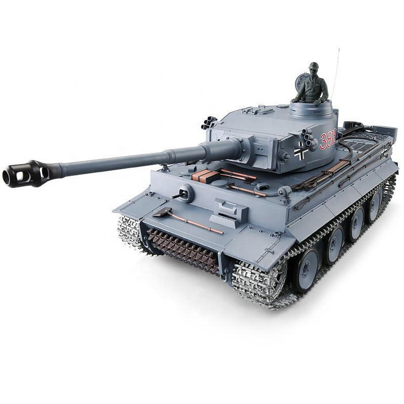 bb military panzer metal <strong>model</strong> rc 1:16 henglong tiger tank