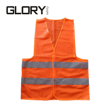 60g 80g <strong>safety</strong> reflective vests China factory direct sale