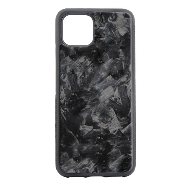 OEM Customized for Google Pixel 4 XL 6.3 PC TPU real carbon fiber phone case
