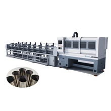 Fully automatic tube raycus cnc in aerospace metal cutting laser machine