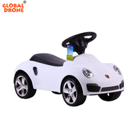China manufacture 4 wheel motorcycle ride on car toy baby swing car baby soft toy car