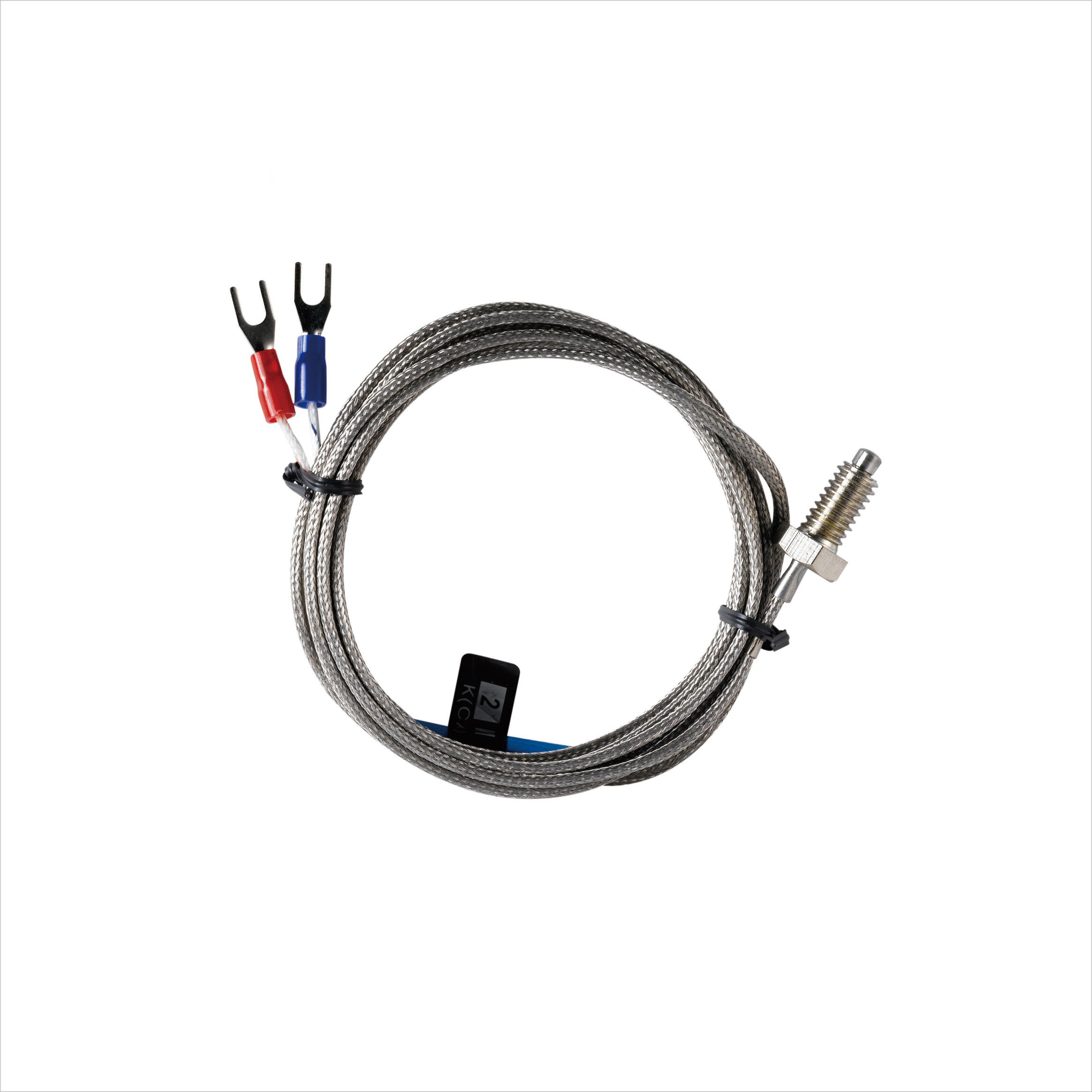 SKG M6 Temperature sensor wire Screw Probe K <strong>J</strong> type Thermocouple for Industrial Temperature Controller