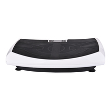 Whole body Vibration machine 3 motor 4D crazy fit massage vibration <strong>plate</strong>