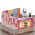 Fantastic Customize Small Size Pink Color Cake/Cup Cake Kiosk Bakery Display In Mall