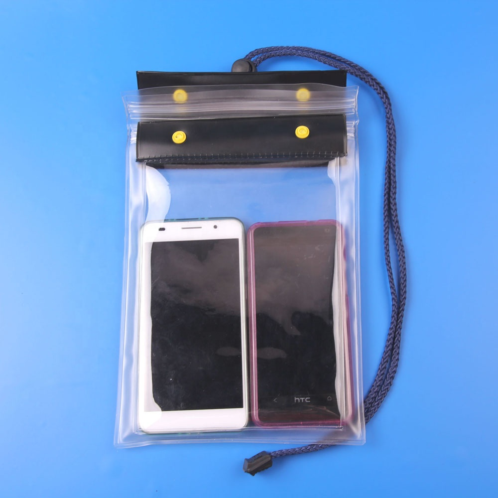 Customized waterproof mobile <strong>cell</strong> <strong>phone</strong> neck pouch