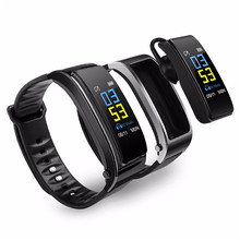 New Hot Y3Plus 2-in-1 Colorful Screen Calling Sport Heart Rate <strong>Smart</strong> Bracelet With Bluetooth Earphone <strong>Smart</strong> <strong>Watch</strong>