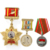 Hot Sale Custom Metal Medal Collect Honor Medal Pins