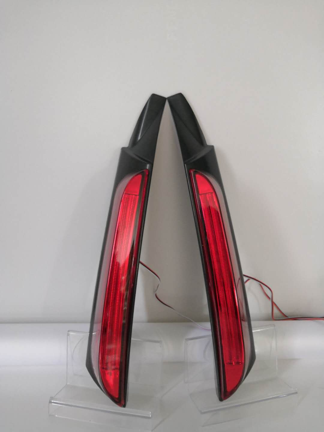 Professional led rear column lamp pillar for fortuner back light pillar with high quality