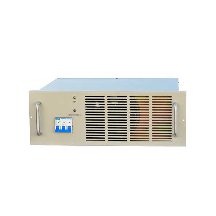 DC output  arc power supply with high current stability and good load characteristics