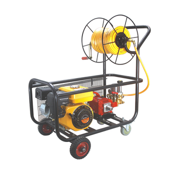 Best pesticide spray equipment electric power foot pump air blast pressurized orchard plant water sprayer