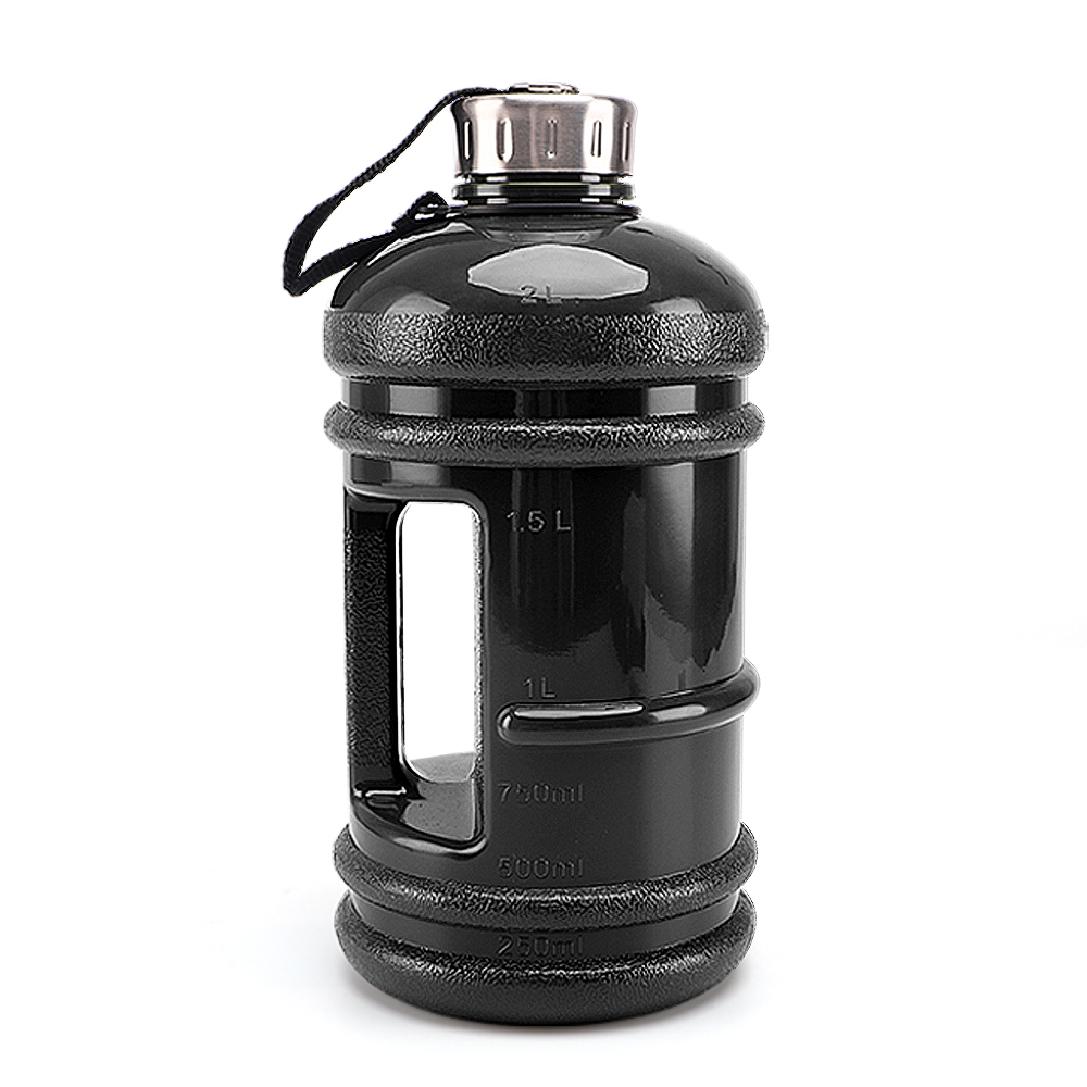 OKADI large capacity 2.2L wholesale gym plastic <strong>sport</strong> Gallon Water Bottle