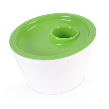 2019 new design high quality Multifunctional Pet food storage container feeders bowls cat bowls