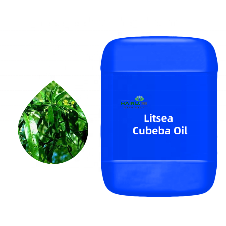 Pure <strong>Natural</strong> May Chang Litsea Cubeba Oil for Antibiosis