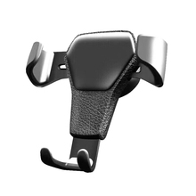 2019 New universal Gravity Car <strong>Holder</strong> For iphone in Car Air Vent Clip Mount No Magnetic Mobile <strong>Phone</strong> <strong>Holder</strong> Cell Stand