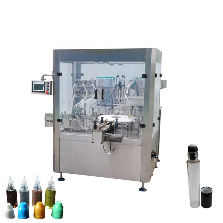 JB-<strong>Y2</strong> New <strong>design</strong> for eye drops essential oil and capping nail polish filling machine with high quality
