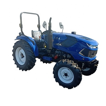 New design factory supply good quality 55hp tractor