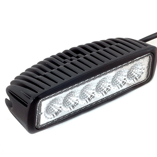 18W LED work light,high intensity led work light,tractor head light item <strong>P003</strong> lights offroad led working lights for 4x4 vehicles