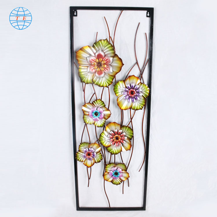 The most popular beauty cheap metal home decorative wall art
