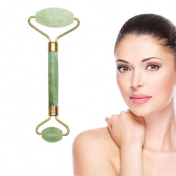 Private Label Manufacturer Gua Sha Scraping Tool Cheap Jade Roller for Face Massage Facial Jade Roller