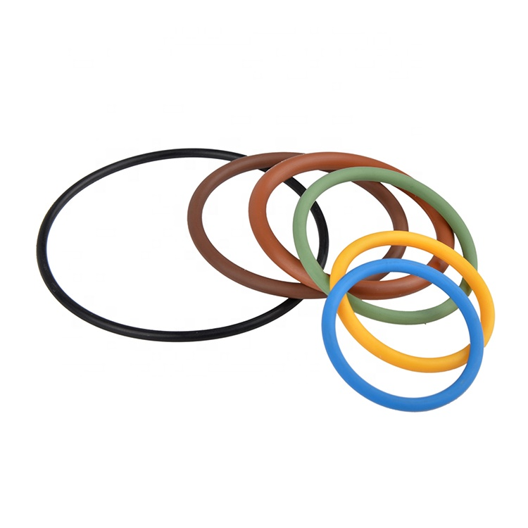 Standard Size AS568 Mold <strong>Silicone</strong> Rubber O Ring Rubber Ring Seal