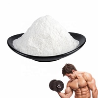 Manufacturer Supply High Purity Ligandrol LGD 4033 /MK2866/GW501516/CAS 1165910-22-4 Sarms Powder for Bodybuilding