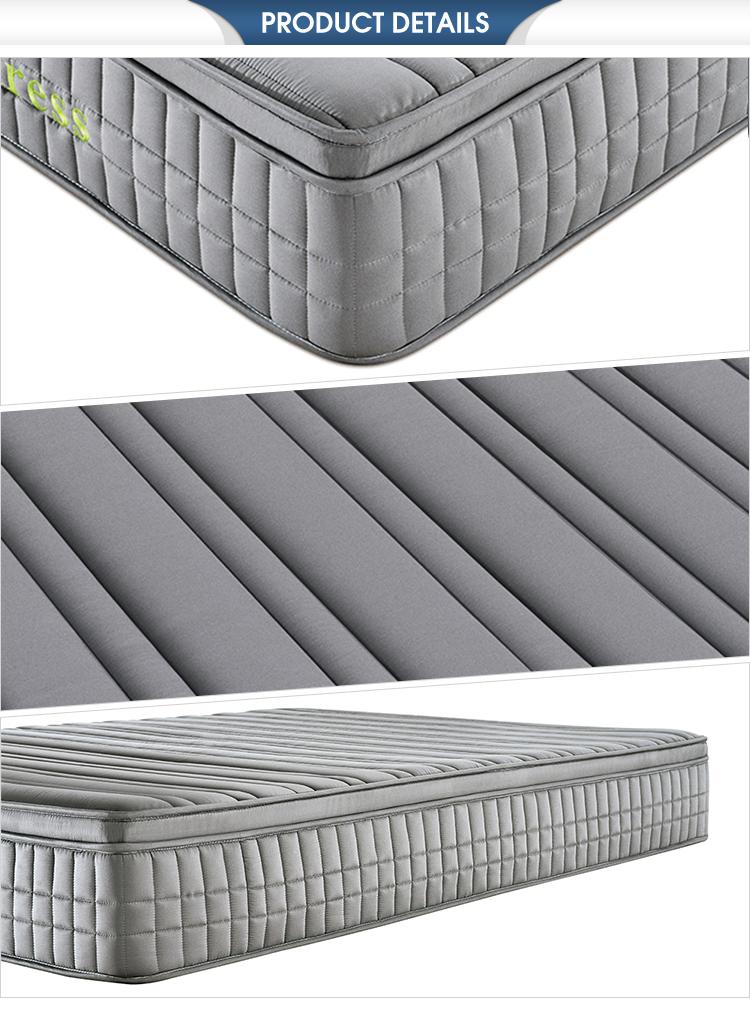 Organic natural wool cheap warming queen size bed mattress in box spring - Jozy Mattress | Jozy.net