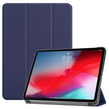 2019 New arrival magnetic smart folio cover Folding leather stand tablet <strong>cases</strong> smart covers <strong>for</strong> <strong>ipad</strong> pro11